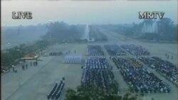 缅甸星期五举行盛大阅兵活动