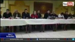 Organizatat paraushtarake në Maqedoni