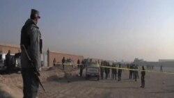 阿富汗首都郊區自殺爆炸 一死兩傷