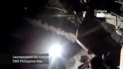 Ataques aéreos sobre Siria