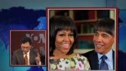 焦点对话: 中港台自由,希拉里与2016,大妈抢金, 奥巴马的幽默