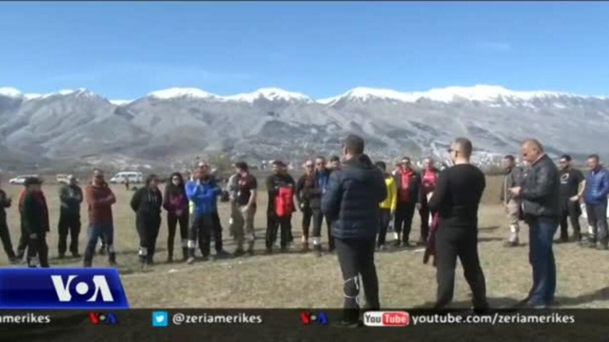 Gjirokastër  Kampionat për fluturimet sportive