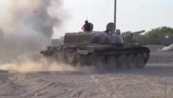 با پایان آتش بس یمن حملات نیروهای ائتلاف علیه حوثیها از سر گرفته شد
