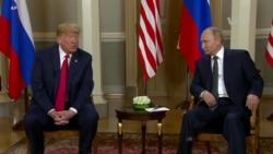Trump posterga invitación a la Casa Blanca a Putin