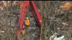 華盛頓州泥石流至少死25失蹤90人