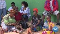 Moçambicanos na África do Sul solidários com vítimas de Cabo Delgado