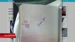 Hộ chiếu TQ bị viết bậy càng cho thấy VN bức xúc về Biển Đông