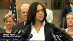 Charges Announced Against Baltimore Police Officers Over Death of Freddie Gray