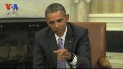 اوباما: نتانیاهو گزینه عملی برای مسئله هستهای ایران ارائه نکرده است