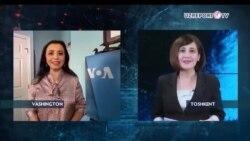 Toshkent-Vashington: Bayden, ayollar va vaksina