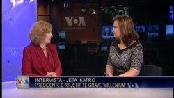 Intervistë me aktivisten Jeta Katro