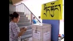 2016-03-20 美國之音視頻新聞: 流亡海外藏人投票選舉新行政中央