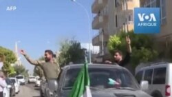 Des anciens rebelles syriens soutenus par Ankara se dirigent vers la Syrie
