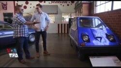 بخشی از برنامه مکس ویل | چطور «آبی کوچولو» در صنعت خودرو تاریخساز شد؟