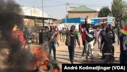 Une manifestation dans la capitale du Tchad a conduit à plusieurs arrestations, le 6 février 2021.