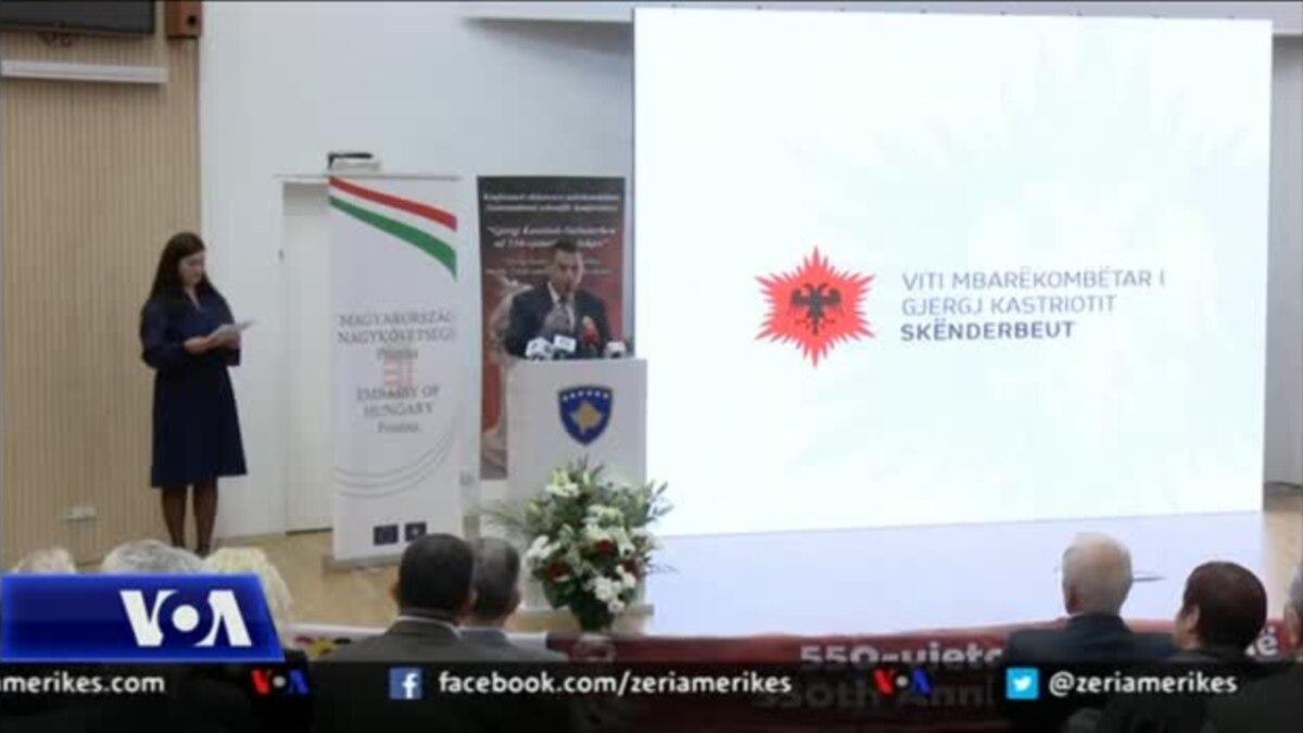Kosovë, konferencë kushtuar Skënderbeut