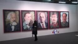 中国当代艺术品反映现实冲击力强