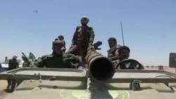ارتش عراق در پی عملیات علیه داعش وارد شهر رمادی شد