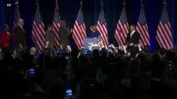 Светски реакции на делумните избори во САД