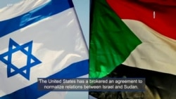 U.S. Brokers Peace Agreement Between Sudan and Israel