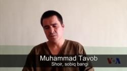 Afg'onistonlik shoir, sobiq bangining hayot yo'li