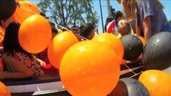 南加州小城庆祝独立日全市总动员
