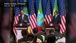 Obama Remarks in Addis Ababa, Ethiopia