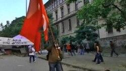 Türkiyə-nümayişlər