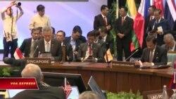 ASEAN 'không bỏ mặc' tình hình Biển Đông