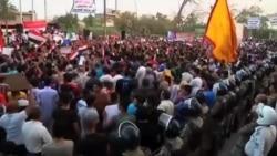 ادامه تظاهرات عراقی ها در اعتراض به فساد اداری