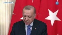 Erdoğan: 'Ateşkes Yürürlüğe Girecek'
