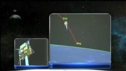 2013-12-15 美國之音視頻新聞: 中國月球車開始月球表面的科學探測任務