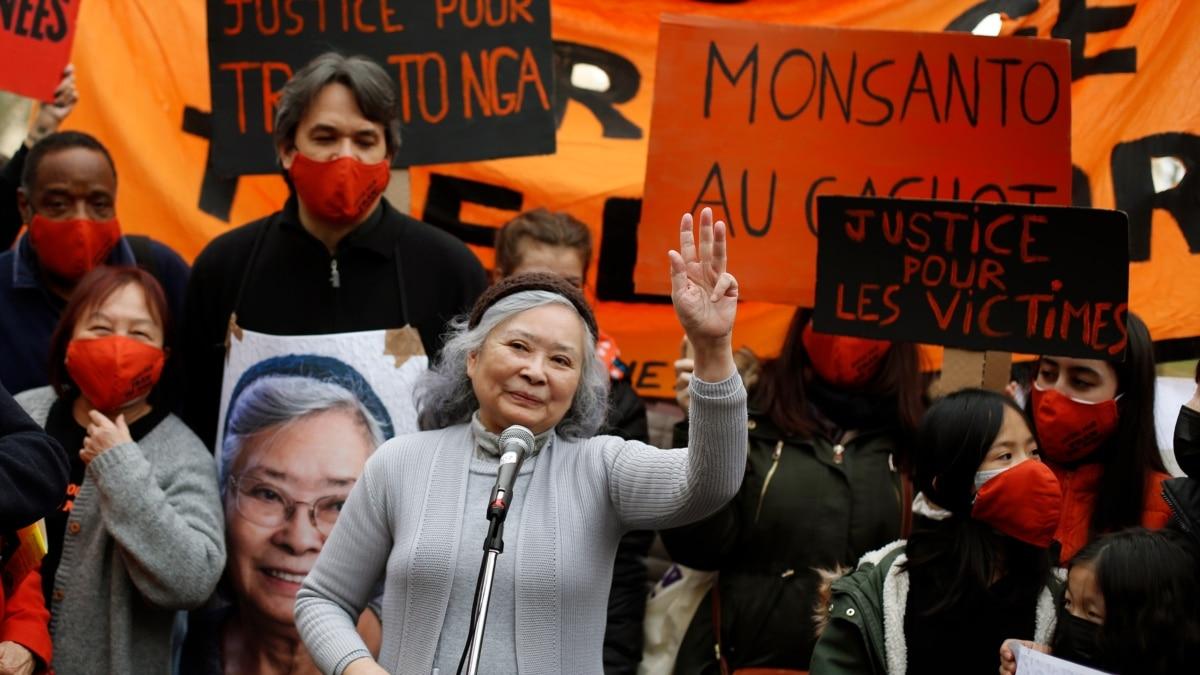 """Perempuan Vietnam Bertekad Minta Pertanggungjawaban Penggunaan """"Agen Oranye"""""""