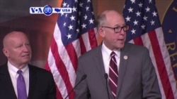 VOA60 America - House Republicans take the first step in repealing Obamacare