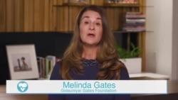 BIDIYO: COVID-19 VOA Ta Yi Hira Da Melinda Gates Kan Dalilin Da Yasa Suke Taimakawa Afirka