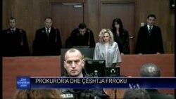 Prokuroria dhe çështja Frroku