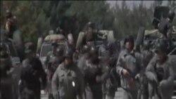 حمله طالبان به خانه نامزد مقام رياست جمهوری