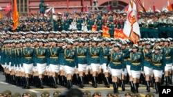Парад в Москві 24 червня
