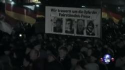 德国举行万人游行反对伊斯兰化