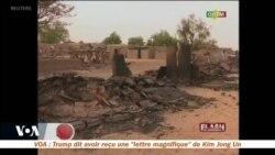 Réactions suite au massacre de Sobame Ba