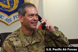 케네스 윌즈바흐 미 태평양공군사령관. 사진=U.S. Pacific Air Forces.