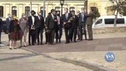Заступник Державного секретаря США Стівен Біґен завершив дводенний візит в Україну. Відео