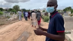 Aux cimetières de Dakar, les ravages de la pandémie