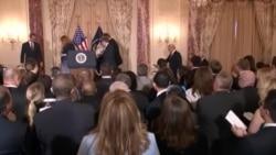 Live: Церемония принятия присяги госсекретаря США