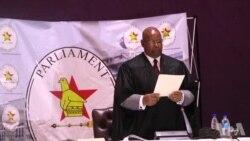Le président zimbabwéen Robert Mugabe démissionne (vidéo)