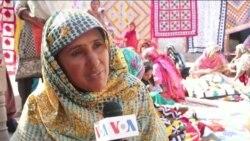 کم اجرت کی شکار سندھ کی ہنر مند خواتین