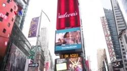 Perayaan Tahun Baru di New York