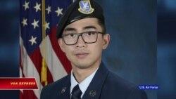 California treo cờ rủ tưởng nhớ hạ sĩ không quân gốc Việt