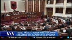 Shqipëri: Eskpertët analizojnë programin e qeverisë