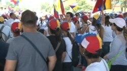 Venezuela: gobierno y oposición midieron fuerzas